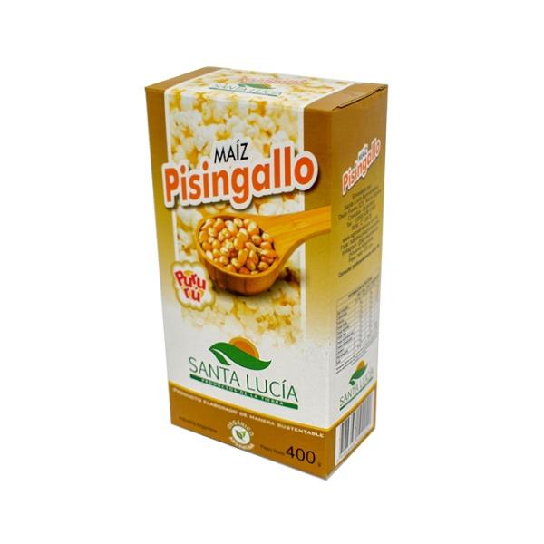 Maíz Pisingallo